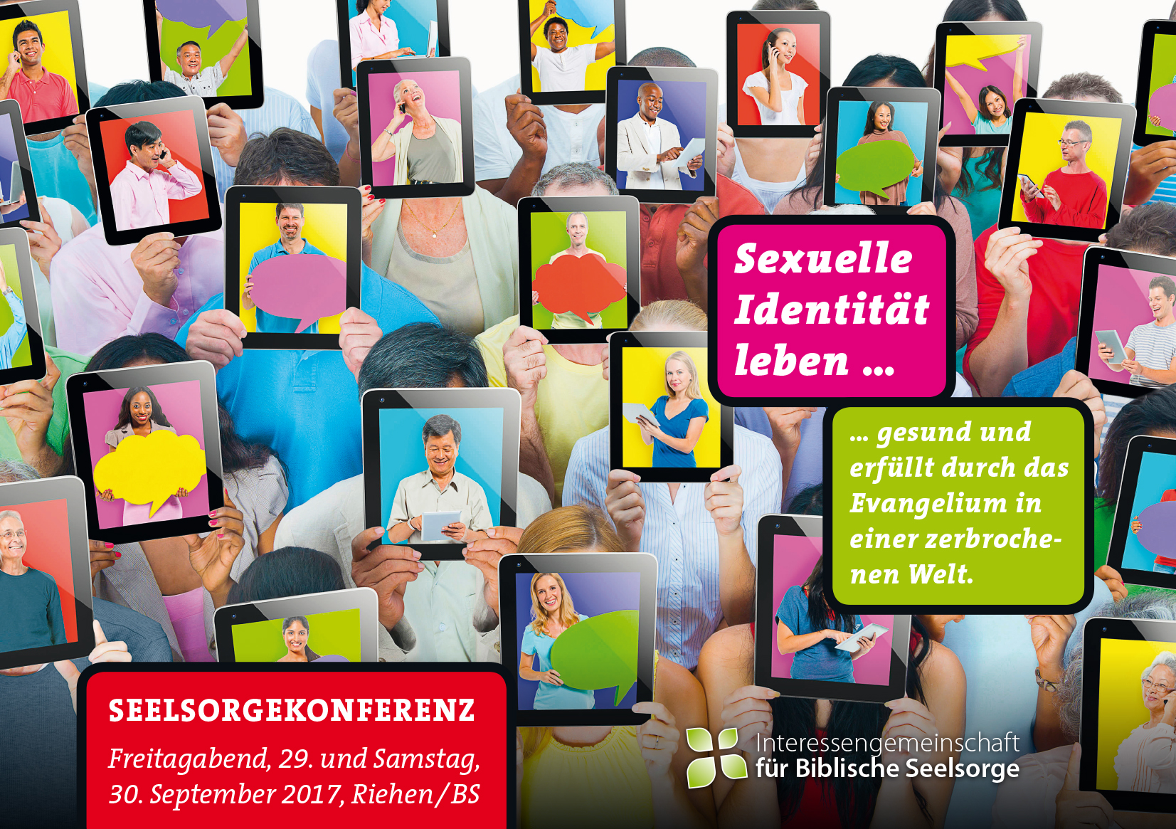 Flyer IfBS Konferenz 2017 Cover